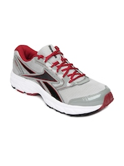 Reebok Men Grey Speed Runner Sports Shoes