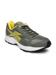 Reebok Men Grey Tech Run LP Running Shoes