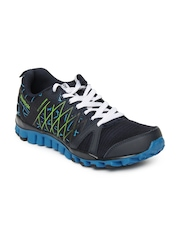 Reebok Men Navy Realflex Advance 2.0 Sports Shoes