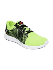 Reebok Men Neon Green ZQuick Sports Shoes