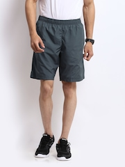 Reebok Men Grey Shorts