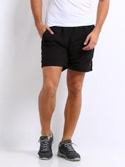 Reebok Men Black Shorts