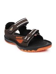 Reebok Men Brown Sports Sandals
