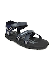 Reebok Men Navy & Grey Road Connect II LP Sports Sandals