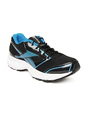 Reebok Men Black City Runner Sports Shoes