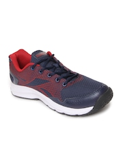 Reebok Men Navy & Red Perfomer Sports Shoes