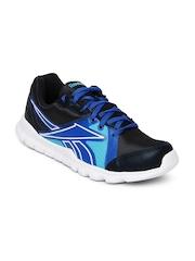 Reebok Men Black Run Sports LP Sports Shoes
