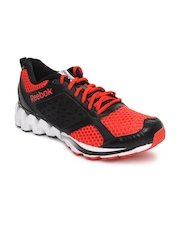 Reebok Men Black & Red Zigkick Bolt Running Shoes