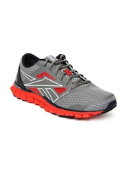 Reebok Men Grey Realflex Speed 2.0 Sports Shoes