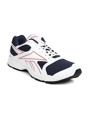 Reebok Men Navy & White Redial Run Sports Shoes