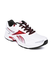 Reebok Men White Turbo Track LP Running Shoes