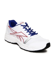Reebok Men White Sonic Run LP Sports Shoes