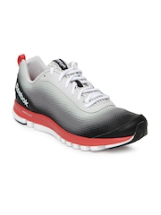 Reebok Men Grey & Black Sublite Duo Running Shoes
