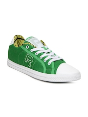 Reebok Men Green On Court V Casual Shoes