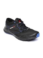 Reebok Men Black One GTX Lite Walking Shoes