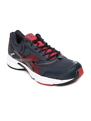 Reebok Men Navy Ultimate Ride LP Running Shoes