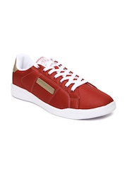 Reebok Men Red NPC Lite 2.0 LP Casual Shoes