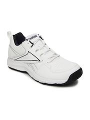 Reebok Men White All Day Walk LP Walking Shoes