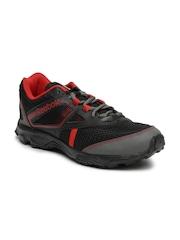 Reebok Men Black Trail Voyager RS Sports Shoes
