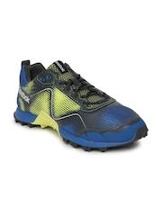 Reebok Men Blue & Grey Wild Extreme Blaze Running Shoes