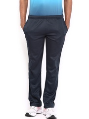 Reebok Men Navy Track Pants