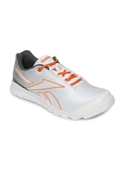 Reebok Men White & Grey Country Plus LP Sports Shoes