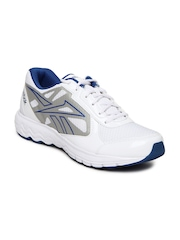 Reebok Men White Fuel Turbo Sports Shoes