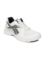 Reebok Men White Superrun Sports Shoes