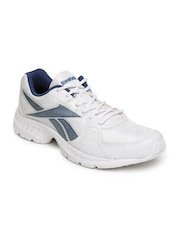 Reebok Men White Top Speed Sports Shoes