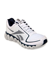 Reebok Men White Ziglite Run Sport Shoes