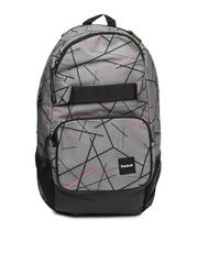 Reebok Unisex Grey Backpack
