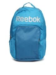 Reebok Unisex Blue Backpack