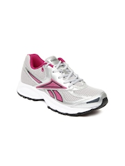 Reebok Women Silver Vision Speed Sports Shoes