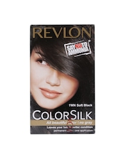 Revlon Color Silk 1WN Soft Black Hair Colour