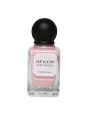 Revlon Parfumerie Powder Puff Scented Nail Enamel