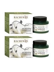 Pack of 2 Richfeel Unisex Skin Whitening Massage Cream