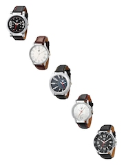 Rico Sordi Men Set of 5 Analogue Watches RSD18S51