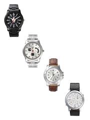 Rico Sordi Men Set of 4 Watches