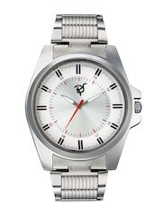 Rico Sordi Men Silver-Toned Dial Watch RSMW_S5