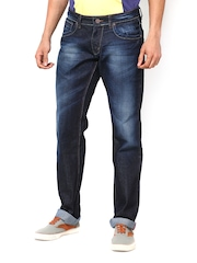 Ripfly Men Blue Regular Fit Jeans