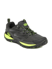 Roadster Men Black Sports Shoes