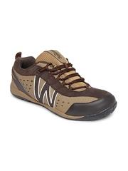 Roadster Men Brown Suede Casual Shoes