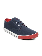 Roadster Men Navy Blue Casual Shoes