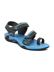 Roadster Men Grey Sports Sandals