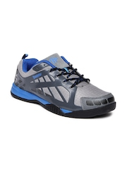 Roadster Men Grey Sports Shoes