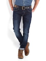 Roadster Men Indigo Skinny Fit Jeans