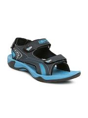Roadster Men Navy Blue Sports Sandals