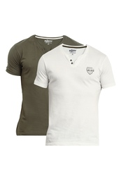 Roadster Men Selection of 2 T-shirts