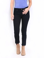 Roadster Women Black Jeggings