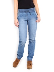 Roadster Women Blue Jogger Fit Jeans